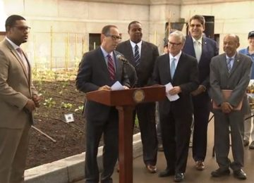 Capitol Hunger Garden Opens for 9th Season